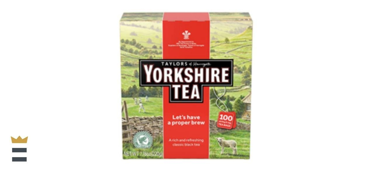 Taylors of Harrogate Yorkshire Red Tea