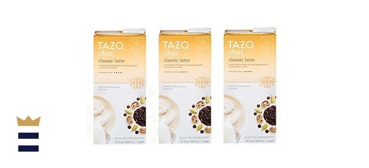 Tazo Chai Tea Latte Concentrate