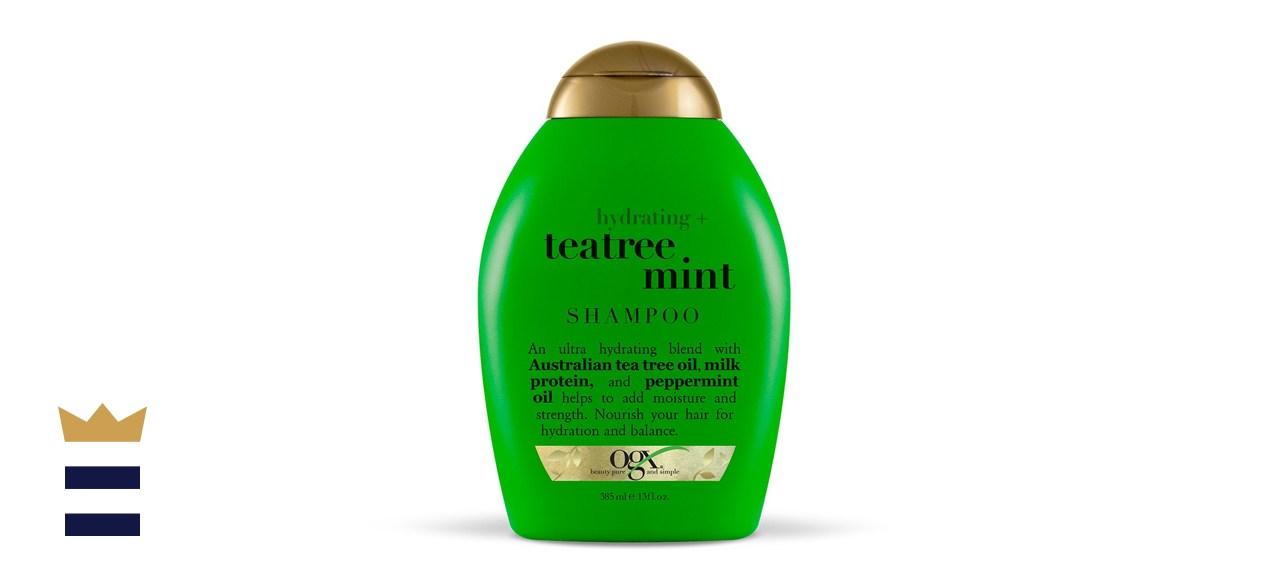 OGX Hydrating + Shampoo Nourishing Invigorating Scalp Shampoo
