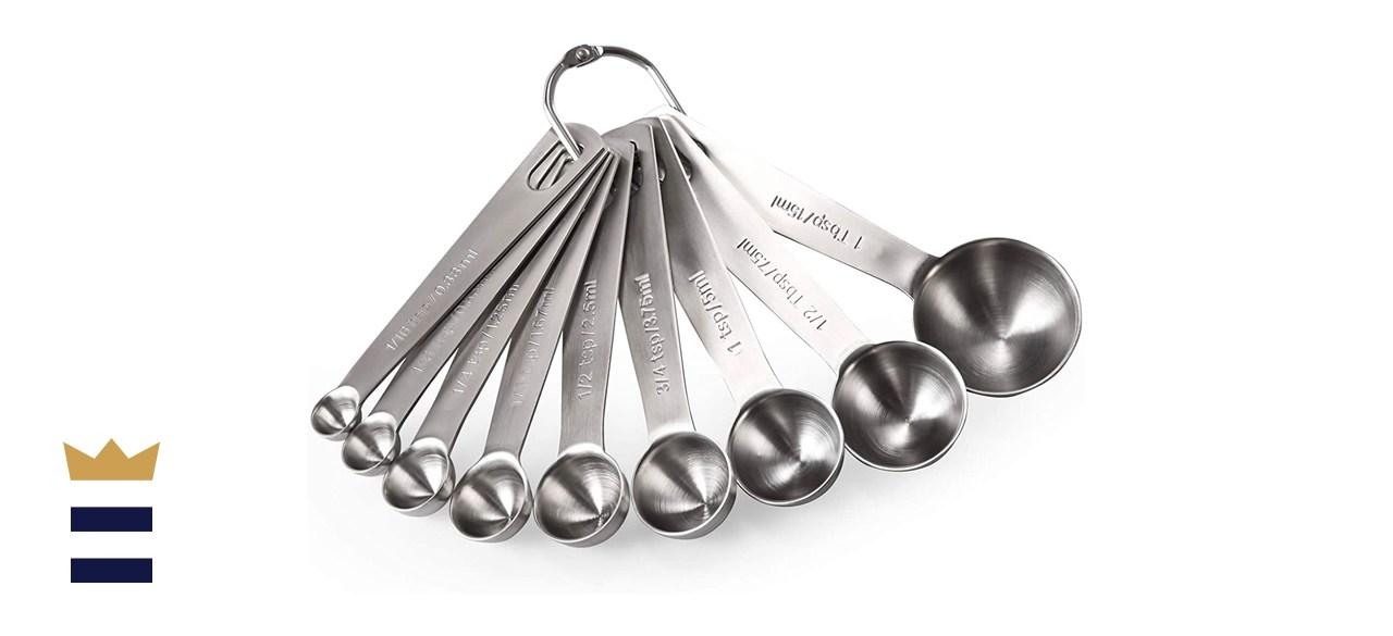 U-Taste 18/8 Stainless Steel Measuring Spoons Set of 9 Piece