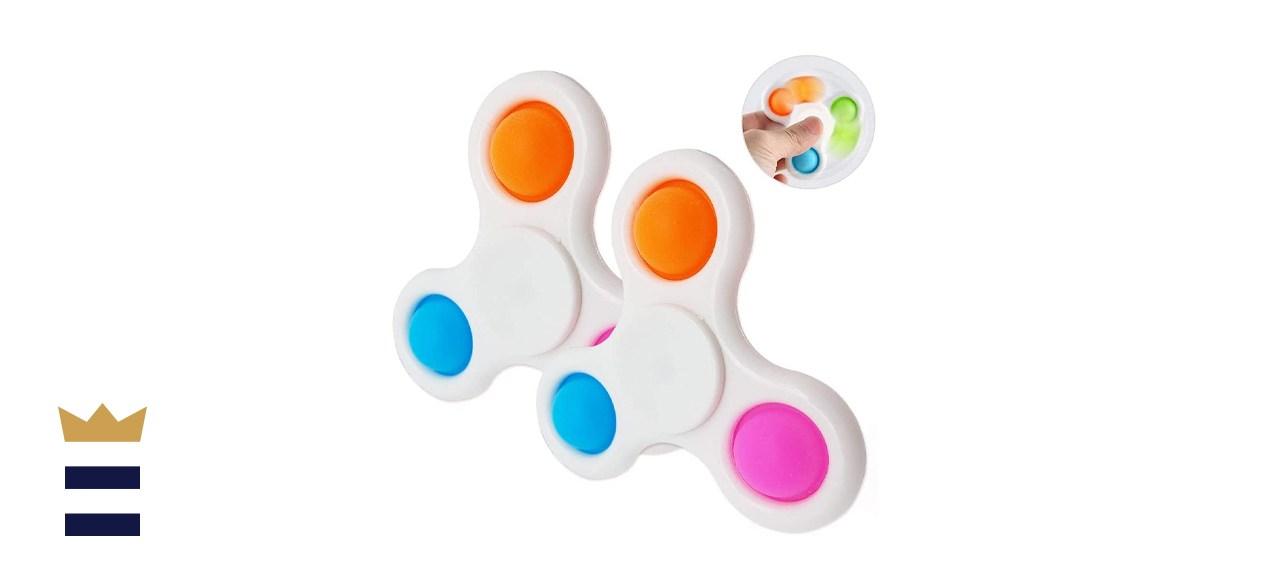 Tenacitee Simple Dimple Fidget Toys (2-piece set)