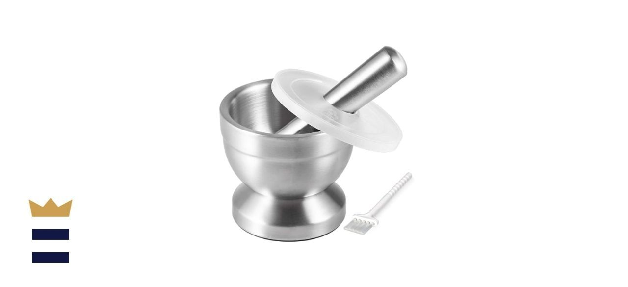 Tera Stainless Steel Mortar and Pestle