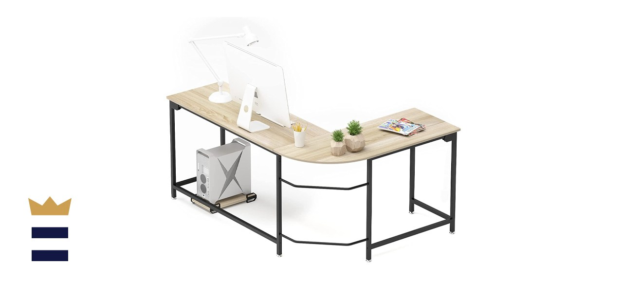 Teraves Modern L-Shaped Desk