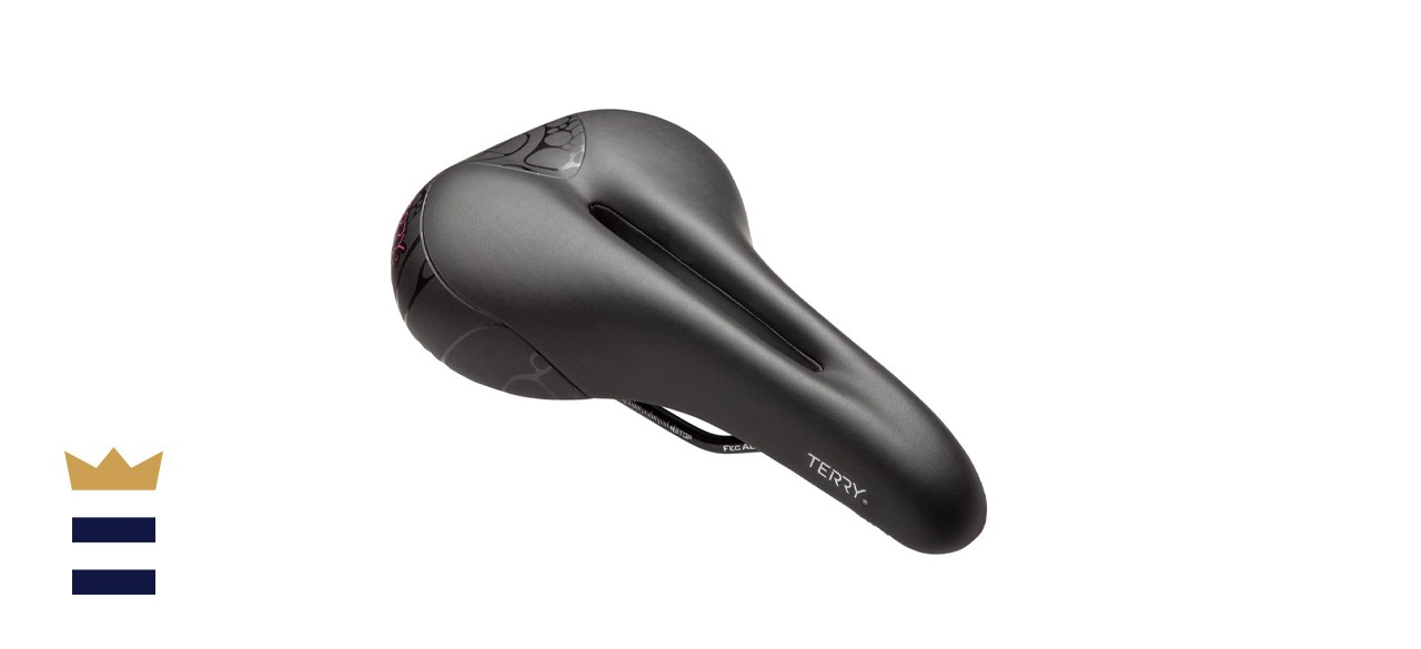 Terry Bicycles Butterfly Women's Cromoly Saddle
