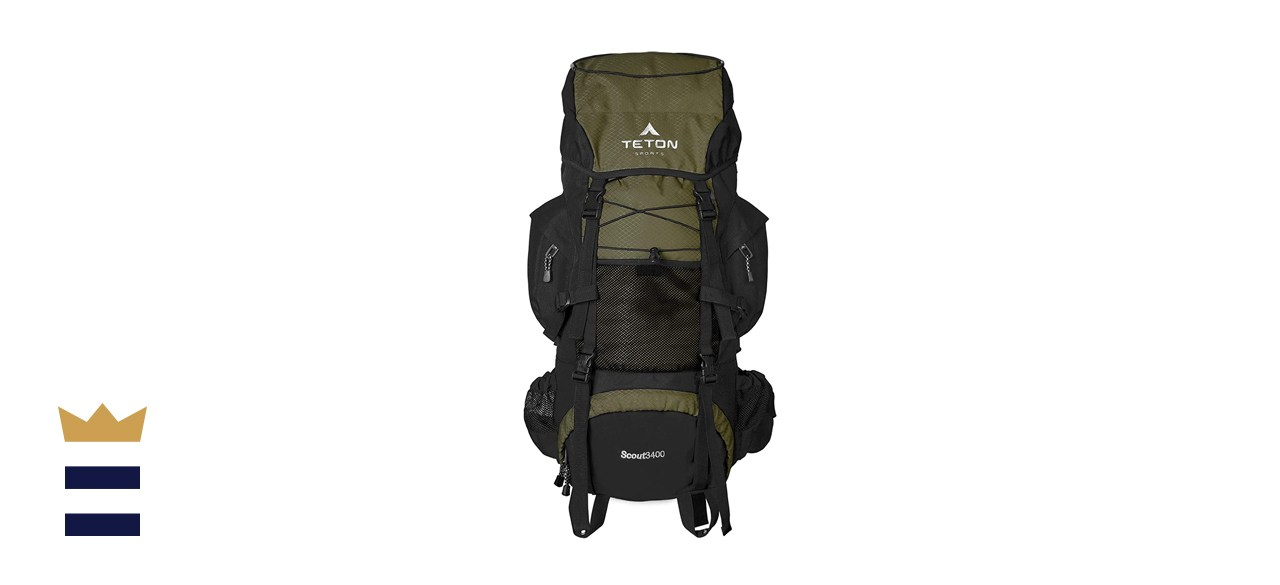 TETON Sports Scout 3400 55L Backpack