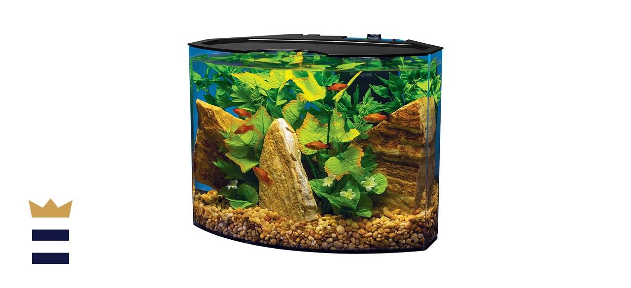Tetra LED Cube-Shaped Aquarium