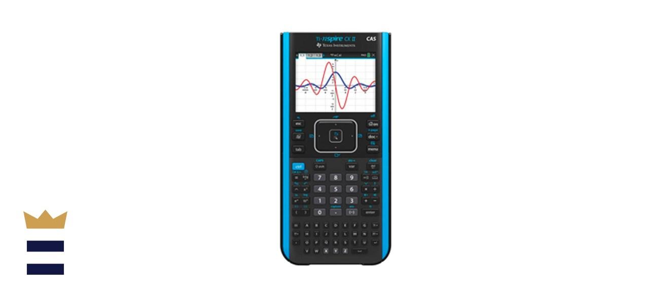 Texas Instruments TI-Nspire CX II CAS Color Graphing Calculator