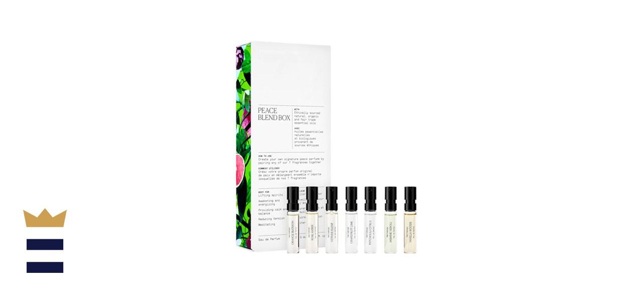 The 7 Virtues Mini Peace Blend Perfume Set