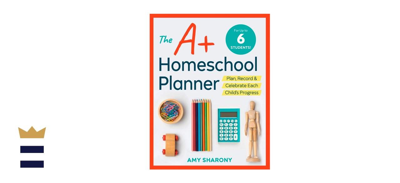 A+ Homeschool Planner