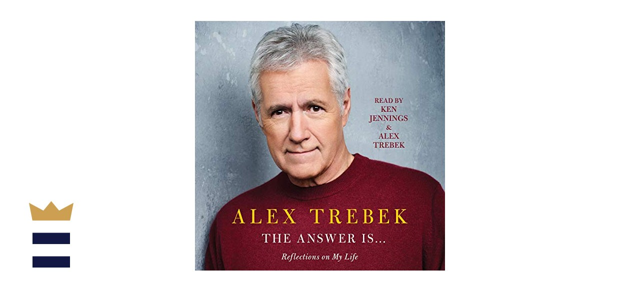 """""""The Answer Is... Reflections on My Life"""" by Alex Trebek"""