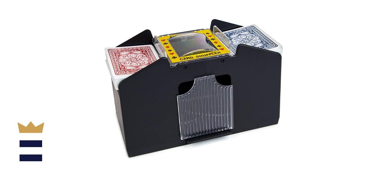 Brybelly 4-Deck Automatic Card Shuffler