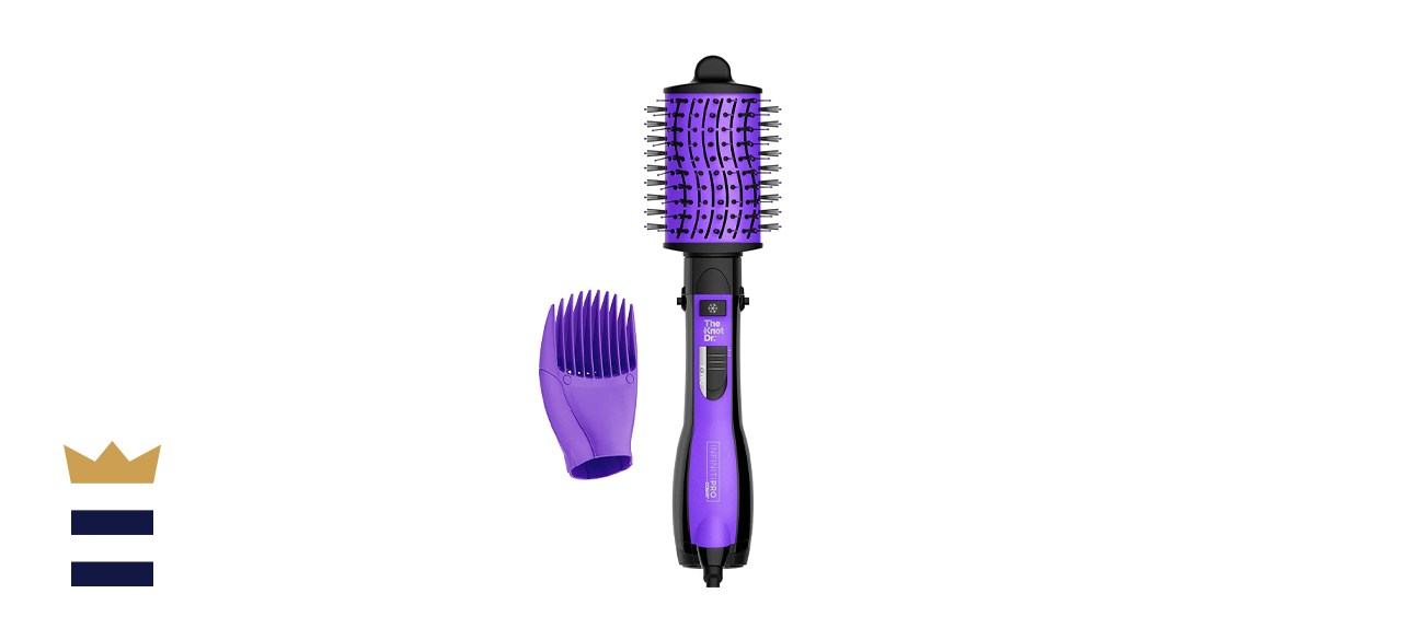 The Conair The Knot Dr. Volumizer Dryer Brush