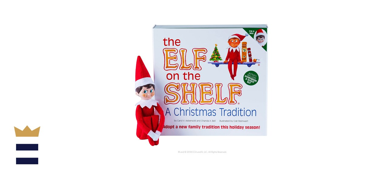 The Elf on the Shelf: A Christmas Tradition
