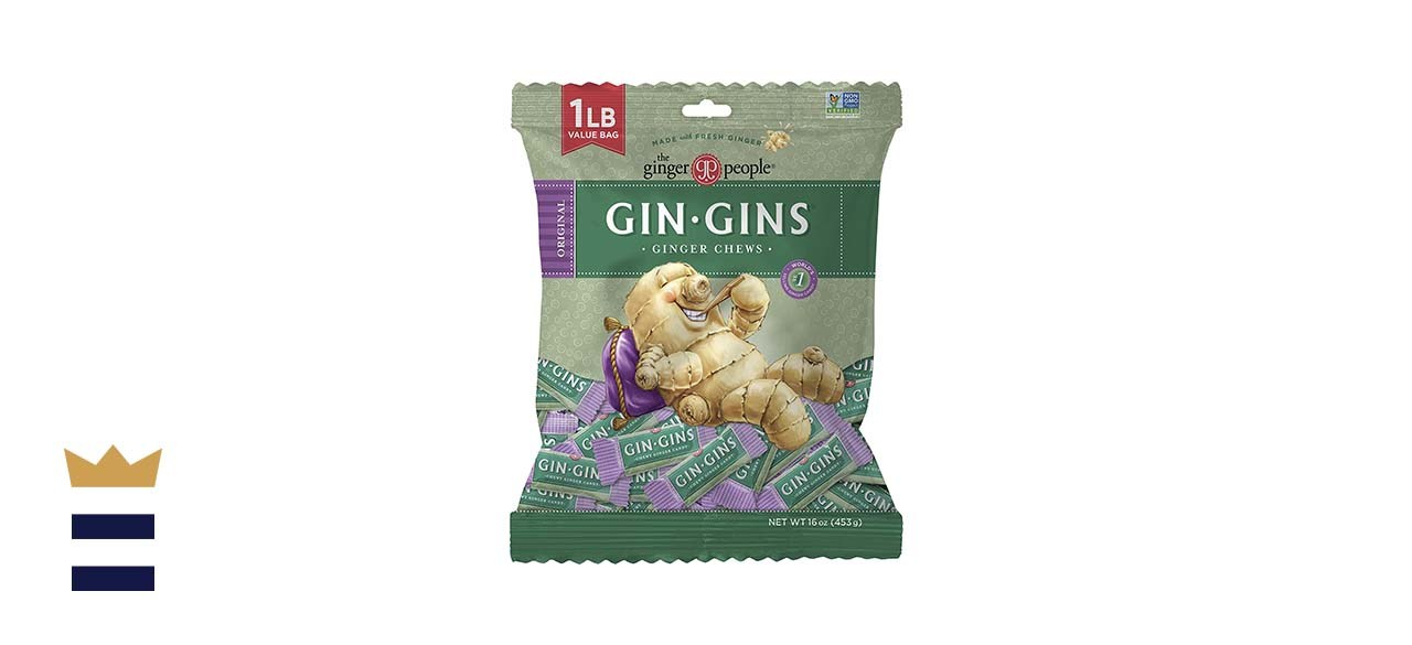 The Ginger People Gin Gins Chews