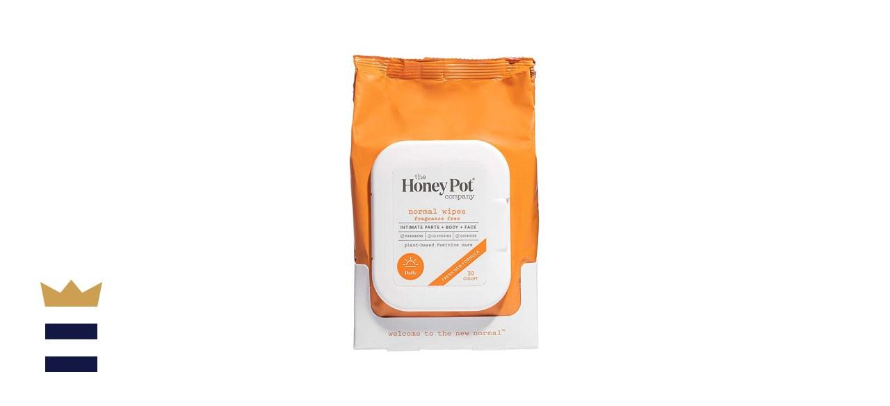 The Honey Pot Company Fragrance-Free Wipes