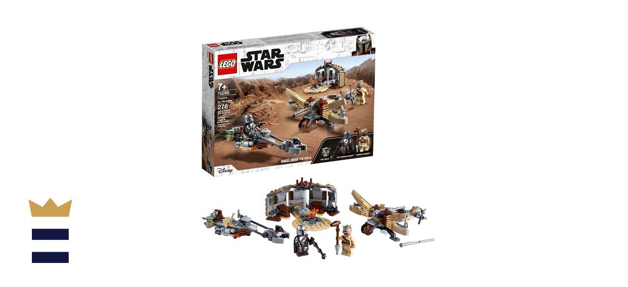 The Mandalorian Trouble on Tatooine