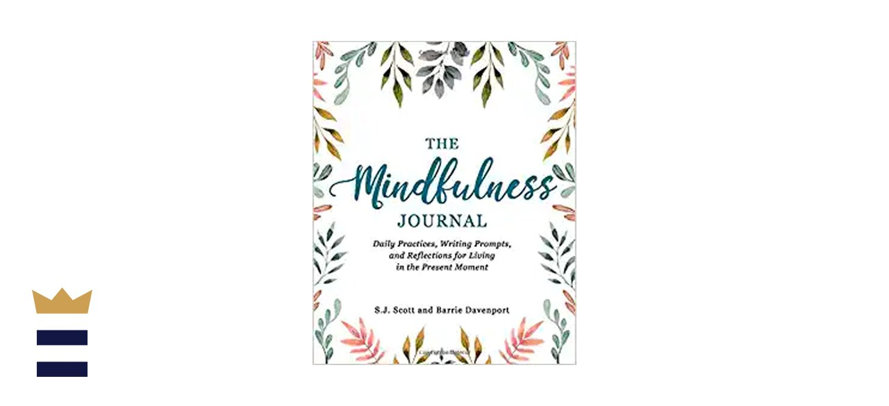 The Mindfulness Journal by Barrie Davenport