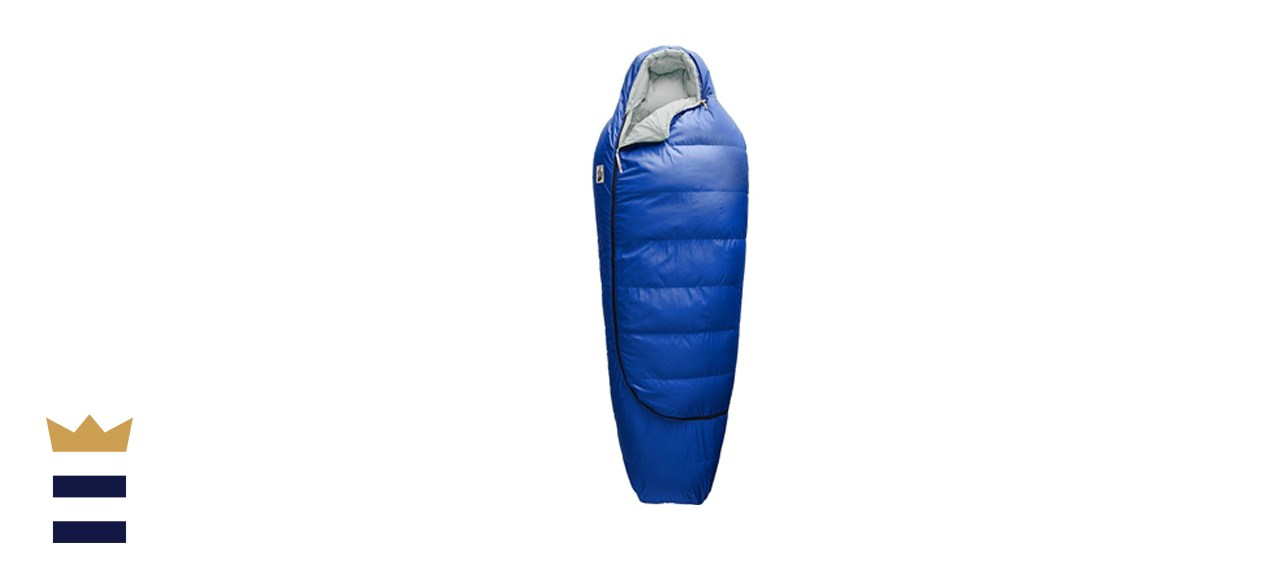 The North FaceEco Trail 20-degree Down Sleeping Bag