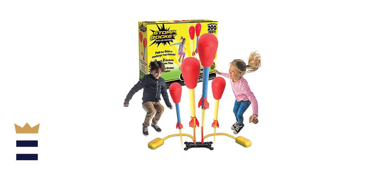The Original Stomp Rocket Dueling Rockets