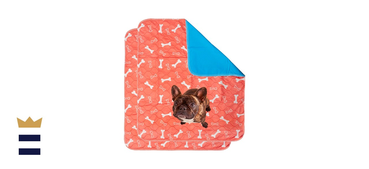 The Proper Pet Washable & Reusable Pee Pads for Dogs