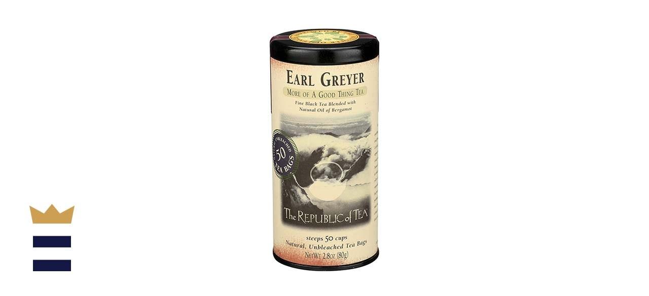 The republic of Tea Earl Greyer Black Tea