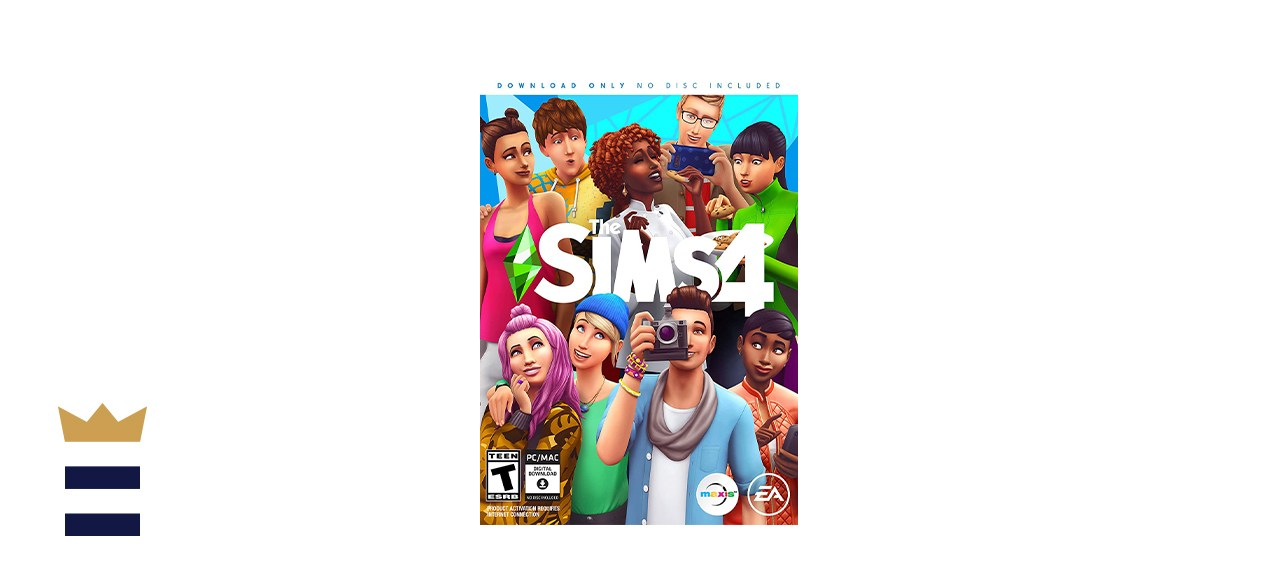 The Sims 4 Limited Edition Life Simulator Tycoon Game