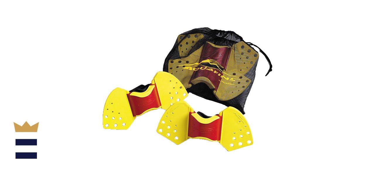 TheraBand's Aquafins Aquatic Exercise Kit