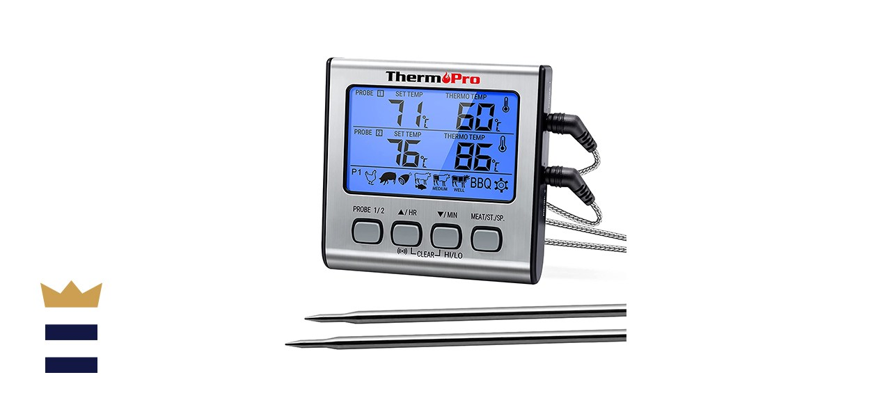 ThermoPro TP-17 Dual Probe Digital Meat Thermometer