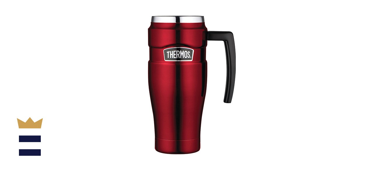 THERMOS Stainless King Vacuum-Insulated Travel Mug