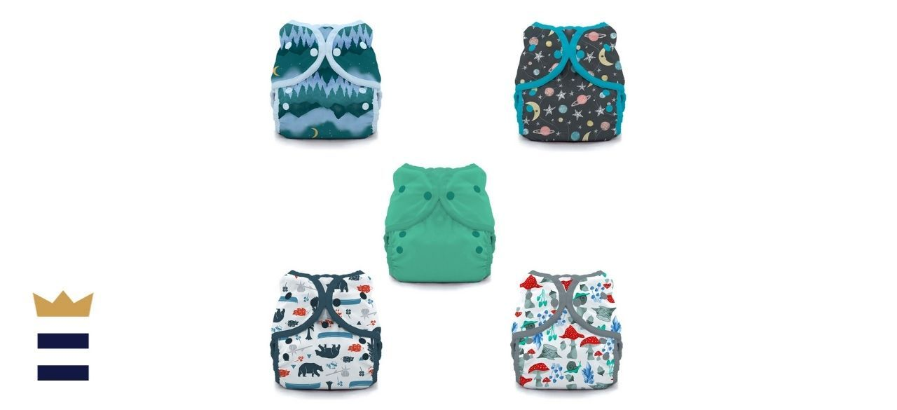 Thirsties Package Snap Duo Wrap Outdoor Adventure Collection