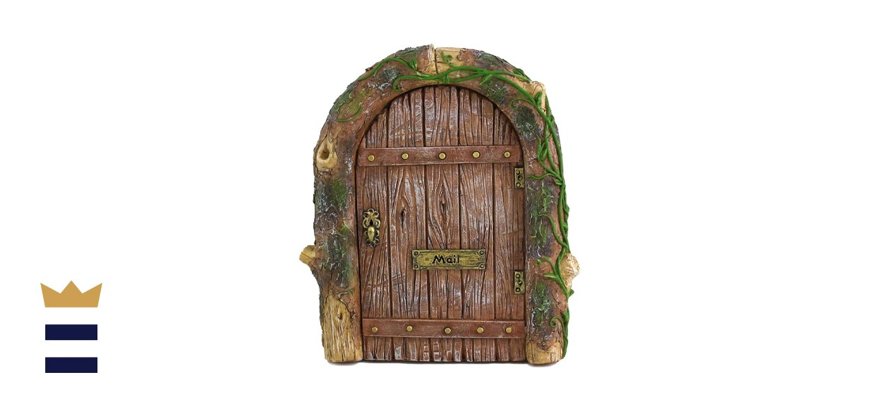 Top Collection Fairy Garden Mystical Home Door