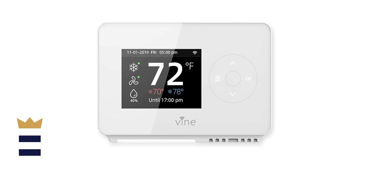 Vine Smart Wifi 7day/8period Programmable Thermostat Model TJ-225