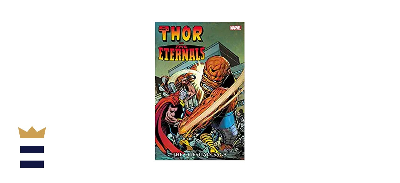 """""""Thor and the Eternals: The Celestials Saga"""""""