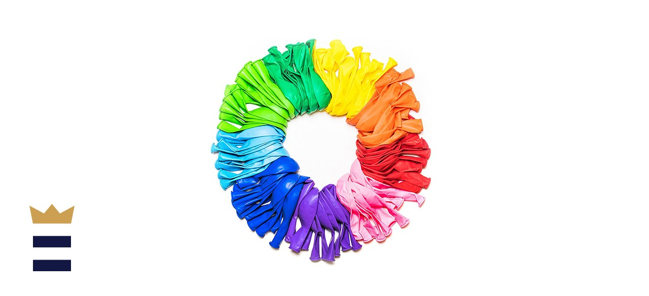 Dusico® Balloons Rainbow Set (100 Pack) 12 Inches
