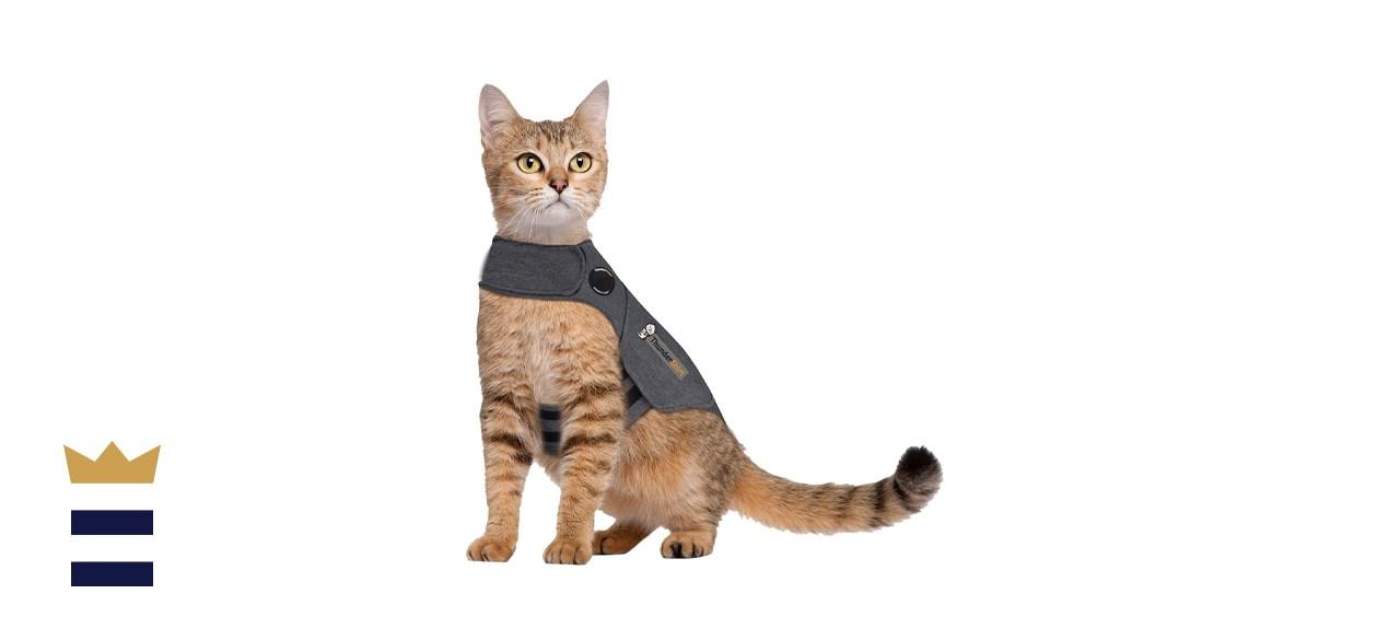 Thundershirt Classic Cat Anxiety Jacket