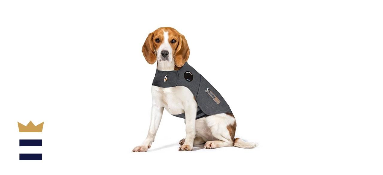 Thundershirt Heather Gray Dog Anxiety Solution