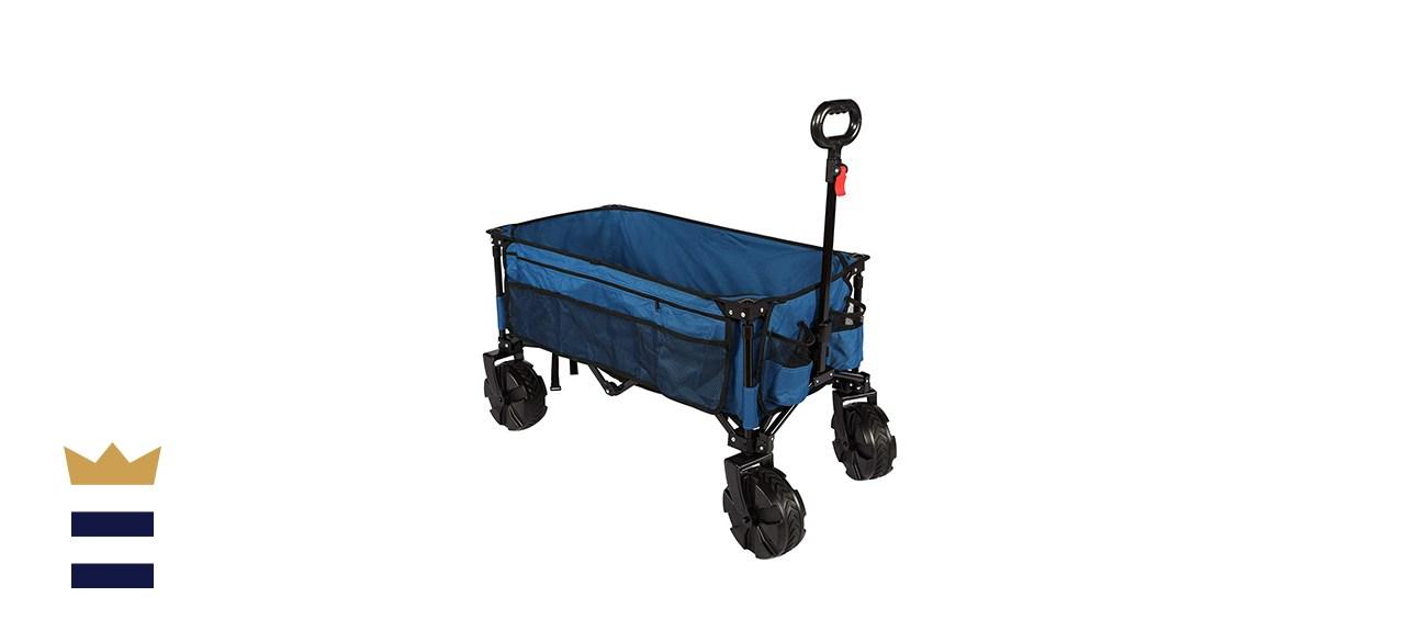 Timber Ridge Outdoor Folding Utility Cart