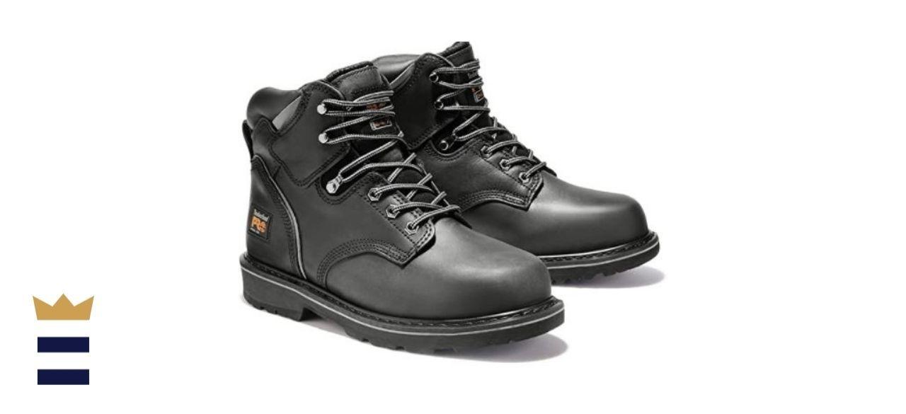 Timberland PRO Men's Pit Boss Steel-Toe Boot