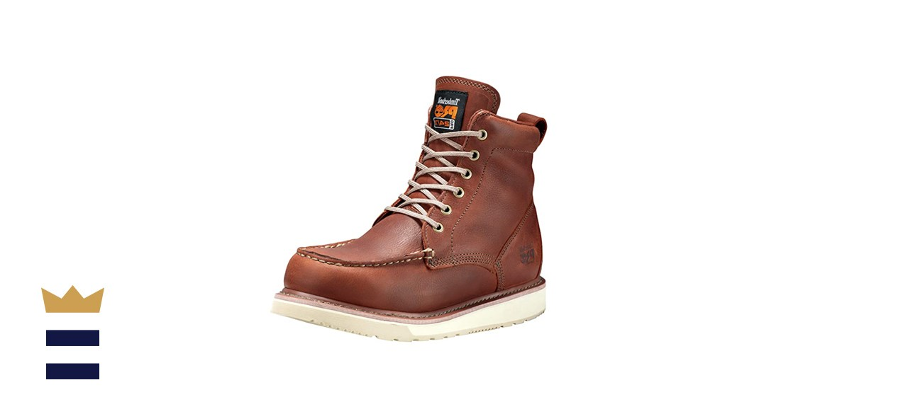 Timberland PRO Men's Wedge Sole 6-Inch Boot