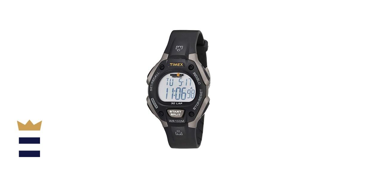 Timex's Ironman Triathlon Chronograph Digital Watch
