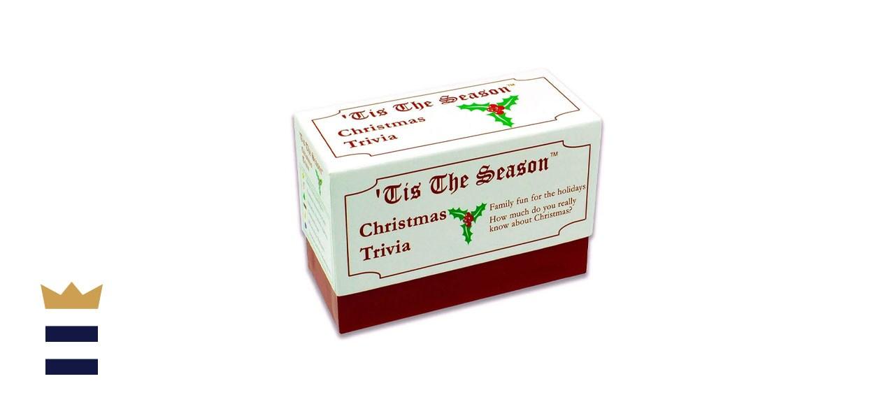 'Tis The Season Christmas Trivia Game