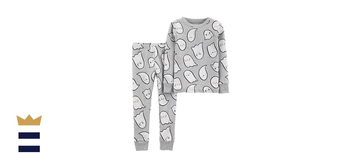 Toddler Carter's 2 Piece Ghosts Pajamas