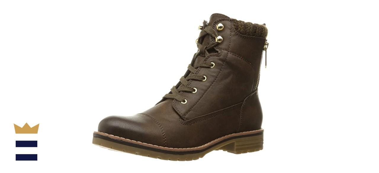 Tommy Hilfiger Women's Omar2 Combat Boot
