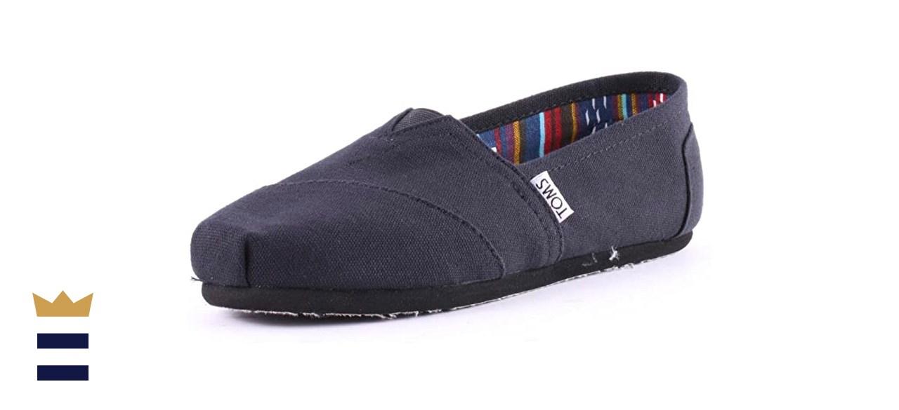 Toms Men's Classic Alpargata Slip-On Shoe