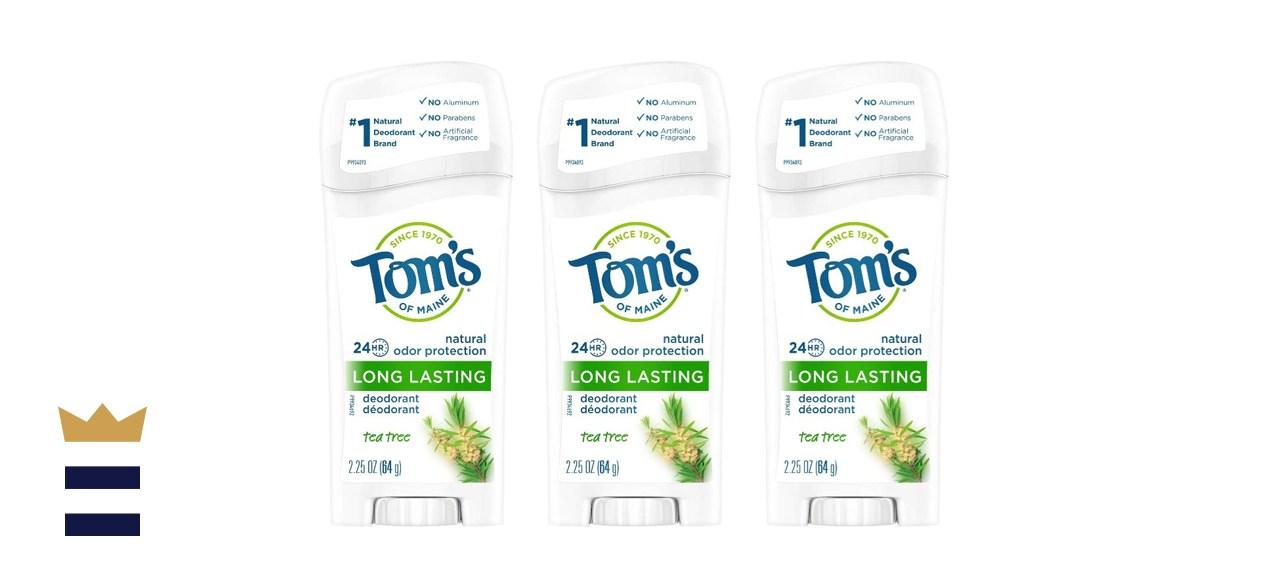 Toms of Maine natural deodorant