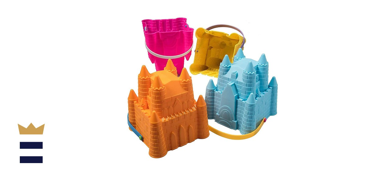 Top Race Sandcastle Buckets