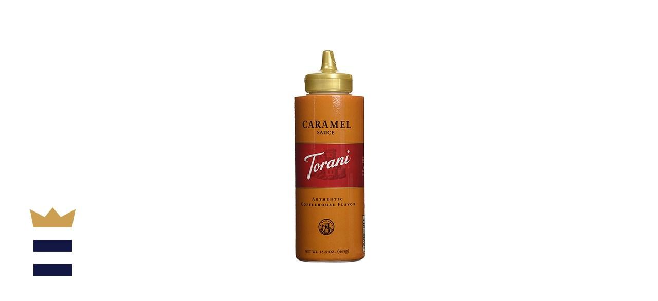 Torani Caramel Sauce