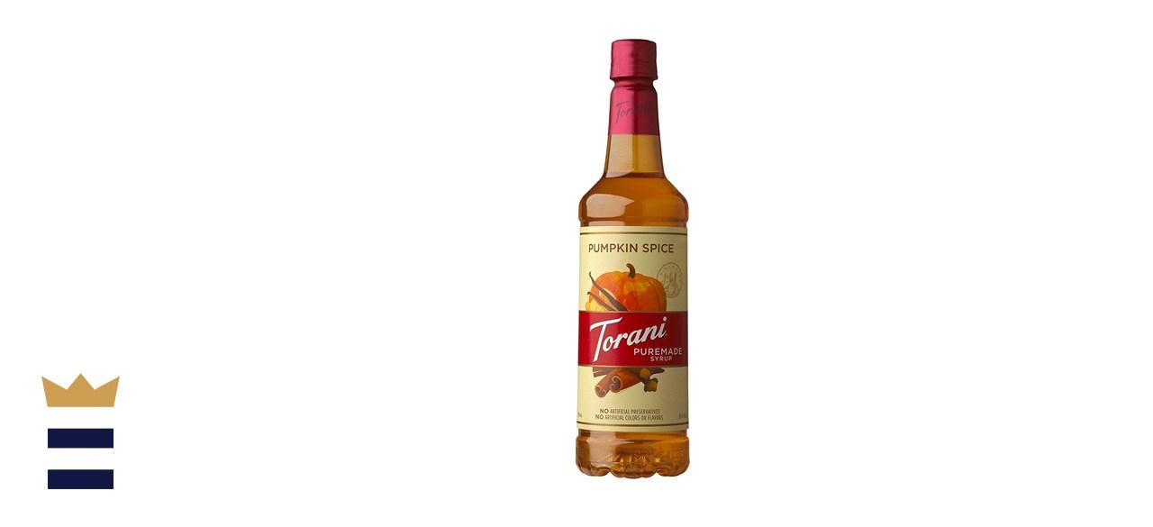 Torani Pumpkin Spice Syrup