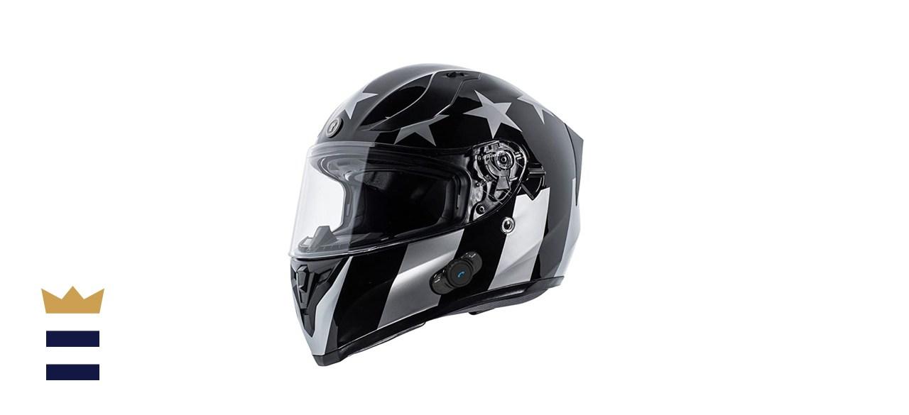 TORC T15B Integrated Helmet