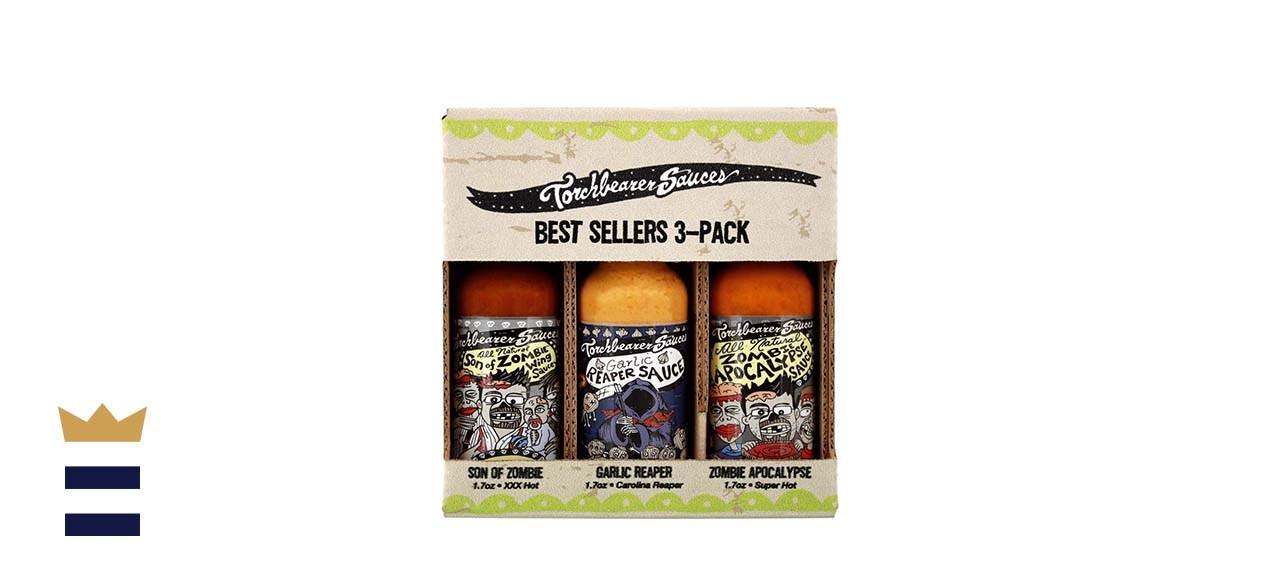 Torchbearer Sauces Bestseller Mini Bundle Set